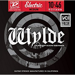 Dunlop Zakk Wylde Icon Series Medium Electric Guitar Strings (ZWN1046)