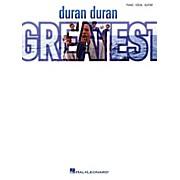 Hal Leonard Duran Duran - Greatest Piano/Vocal/Guitar Artist Songbook