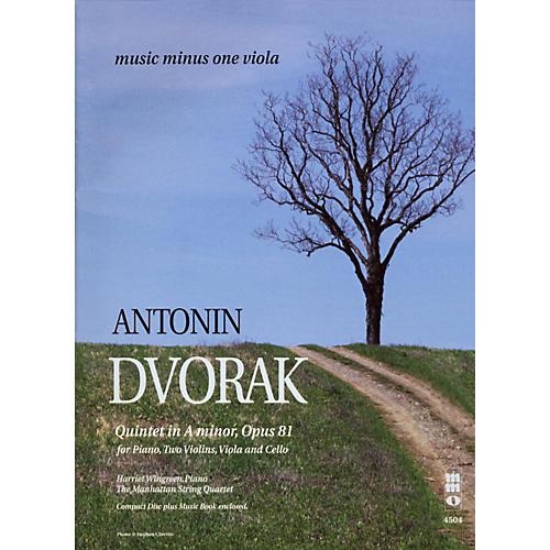 Hal Leonard Dvorak Quintet in A Minor Op 81-thumbnail