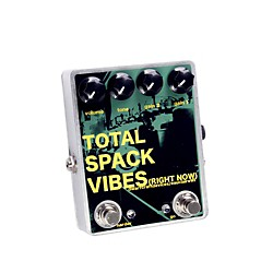 Dwarfcraft Total Spack Vibes Overdrive Guitar Effects Pedal (TSV)
