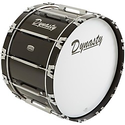Dynasty Marching Bass Drum (MB-24CRJ)