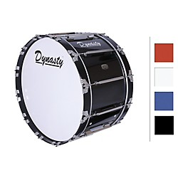 Dynasty Marching Bass Drum (MB-24CRY)