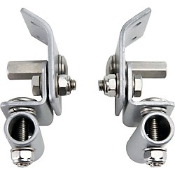 Dynasty P23-STILT tilters, pair with hardware for snare drum (P23-STILT)