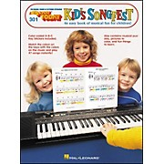 Hal Leonard E-Z Play 301 Kid Songfest
