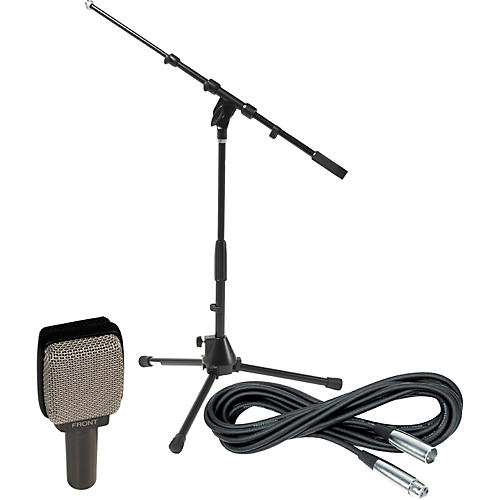 Sennheiser E609 Dynamic Guitar Mic with Stand and Cable-thumbnail