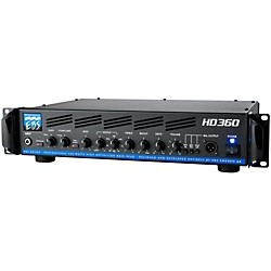 EBS 360 Watt Guitar Amplifier Head (EBS HD360)