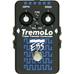 EBS TremoLo Guitar Effects Pedal (EBS Trem)