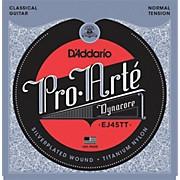 D'Addario EJ45TT ProArte DynaCore Normal Classical Guitar Strings