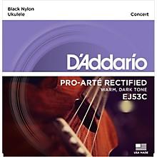 D'Addario EJ53C Pro-Arte Rectified Hawaiian/Concert Ukulele Strings