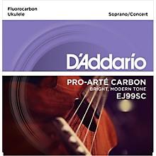 D'Addario EJ99SC Pro-Arte Carbon Soprano/Concert Ukulele Strings