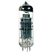 Sovtek EL84 Matched Power Tubes