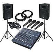 Yamaha EMX5014 / S115V PA Package