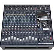 Yamaha EMX5016CF 16-Input Powered Mixer with Dual 500 Watt Power Amps