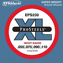 D'Addario EPS230 ProSteel Long Scale Bass Strings Heavy