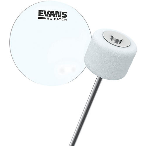 Evans EQ Bass Drum Patch-thumbnail