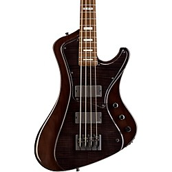 ESP E-II Stream Electric Bass Guitar (EIISTREAMFMSTBLK)