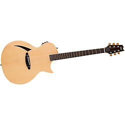 ESP LTD ARC-6 Acoustic-Electric Guitar (LARC6NAT)