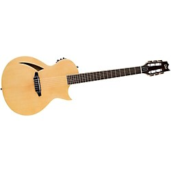 ESP LTD ARC-6 Nylon String Acoustic-Electric Guitar (LARC6NNAT)