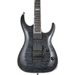 ESP LTD Deluxe MH-1000 Electric Guitar with EMGs (LMH1000STBLK)