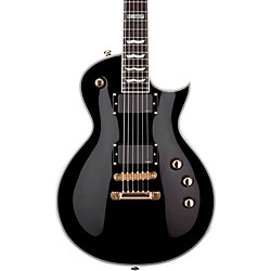 ESP LTD EC-1000T/CTM Traditional Custom Electric Guitar (LEC1000TCTMBLK)