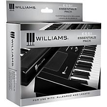 Williams ESS1 Essentials Pack for Legato Digital Piano