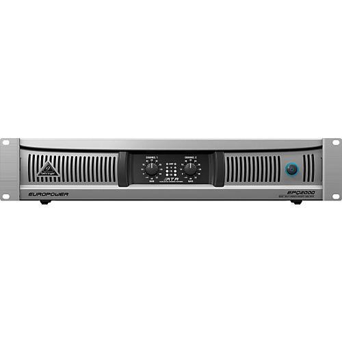 Behringer EUROPOWER EPQ2000 2000W Stereo Power Amplifier