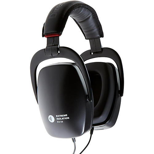 Direct Sound EX-29 Extreme Isolation Headphones Black