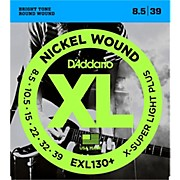 D'Addario EXL130+ Nickel XL Electric Guitar Strings