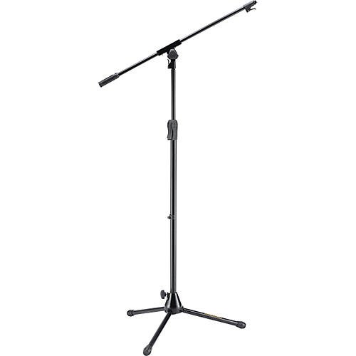 Hercules Stands EZ Clutch Mic Stand with Boom