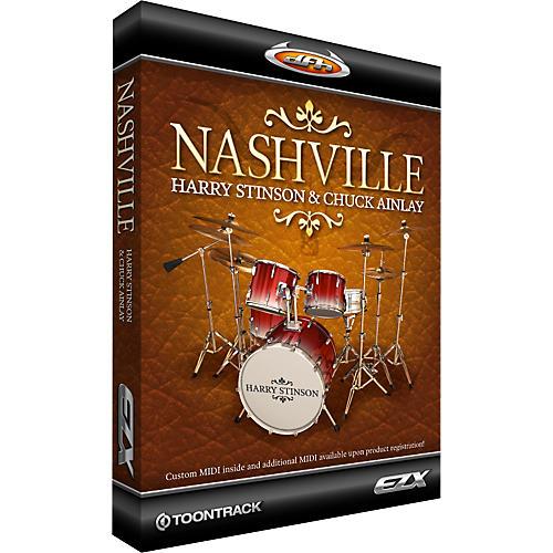 Toontrack EZXpansion Nashville-thumbnail