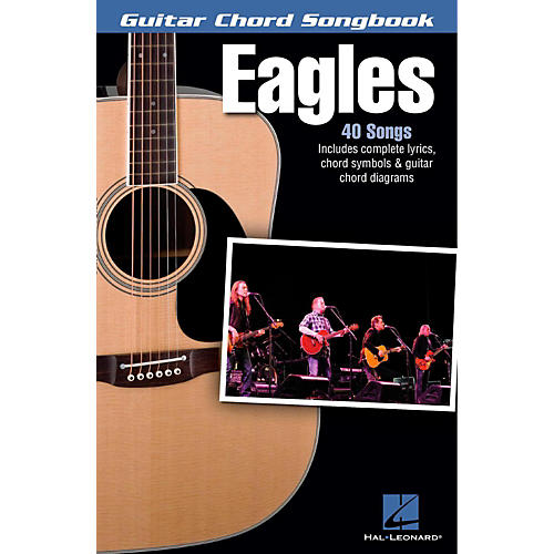Hal Leonard Eagles - Guitar Chord Songbook-thumbnail