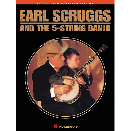 Hal Leonard Earl Scruggs and the 5-String Banjo (Book)