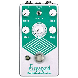 EarthQuaker Devices Arpanoid Polyphonic Pitch Arpeggiator Guitar Effects Pedal (EQDARPA)
