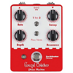 EarthQuaker Devices Grand Orbiter Phase Machine Guitar Effects Pedal (EQDGRAN)