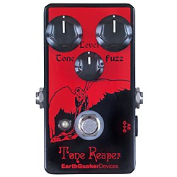 EarthQuaker Devices Tone Reaper Fuzz Guitar Effects Pedal (EQDTORE)