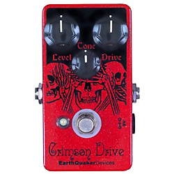 Earthquaker Devices Crimson Drive Germanium Overdrive (EQDCRIM)