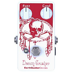 Earthquaker Devices Dream Crusher Fuzz Guitar Effects Pedal (EQDDREA)