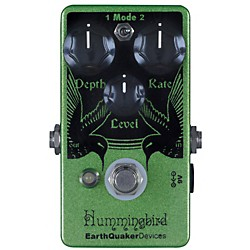 Earthquaker Devices Hummingbird Repeat Percussions Tremolo Guitar Effects Pedal (EQDHUMM)
