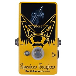 Earthquaker Devices Speaker Cranker Overdrive Guitar Effects Pedal (EQDSPEA)