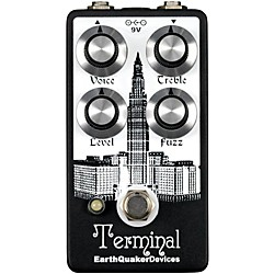 Earthquaker Devices Terminal Fuzz Guitar Effects Pedal (EQDTERM)