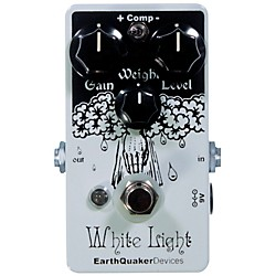 Earthquaker Devices White Light Overdrive Guitar Effects Pedal (EQDWHIT)
