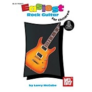 Mel Bay Easiest Rock Guitar for Children, Book plus Online Audio
