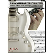 MJS Music Publications Easy Guitar Tricks DVD: Lead and Rhythm Guitar Techniques Used by the Pros!