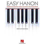 Hal Leonard Easy Hanon - Simplified Exercises from Charles-Louis Hanon's The Virtuoso Pianist