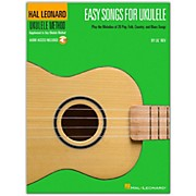 Hal Leonard Easy Songs for Ukulele Book/CD - Supplementary To The Hal Leonard Ukulele Method