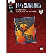 Alfred Easy Standards Rhythm Section - Book & CD
