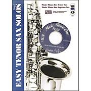 Hal Leonard Easy Tenor Saxophone Solos: Student Edition