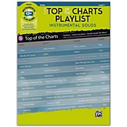 BELWIN Easy Top of the Charts Playlist Instrumental Solos for Strings Violin Book & CD Level 1