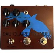 Dwarfcraft Eau Claire Thunder Fuzz Guitar Effects Pedal