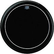 Remo Ebony Series Pinstripe Bass Drumhead